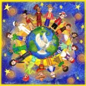 October 4, 2015 World Communion/Peacemaking Sunday Just Peace