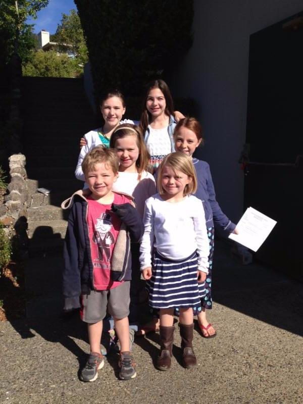Jake Weller and Ava Podboy - Children's Program Co-Directors