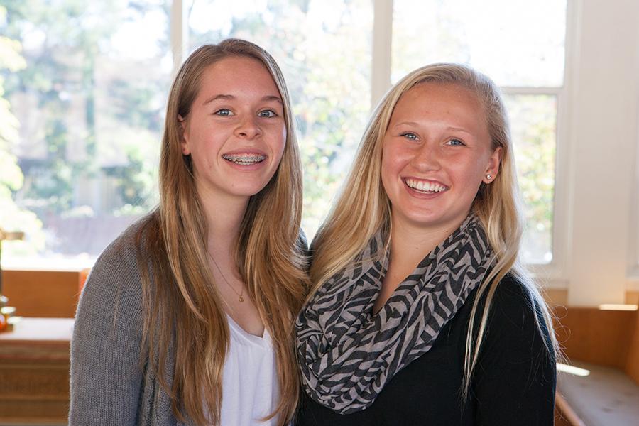 Sydney Greenlee and Ryan Finnane -  Children's Program Leaders