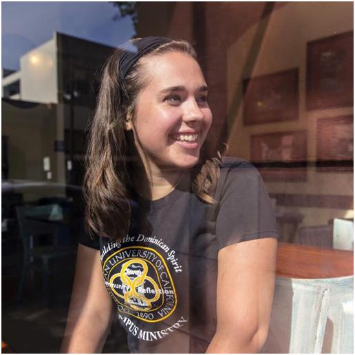 Sophia De Quattro - Interim Office Administrator/Communications Associate