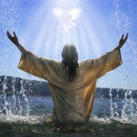 """January 10, 2016 """"Baptism of the Lord"""" Sunday When God is Well Pleased"""
