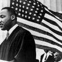 Gathering in the name of Martin Luther King Jr. Sunday Jan 14 9:30 am