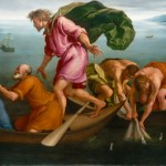 Jesus disciples fishing