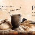 World Communion Peacemaking Sunday
