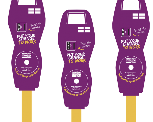 Youth Event: Fill the Purple Parking Meters!