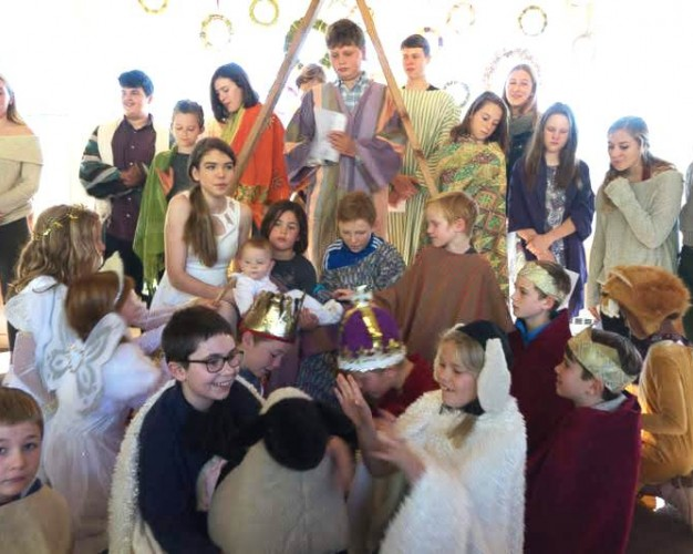 Third Sunday in Advent: Love & Christmas Pageant
