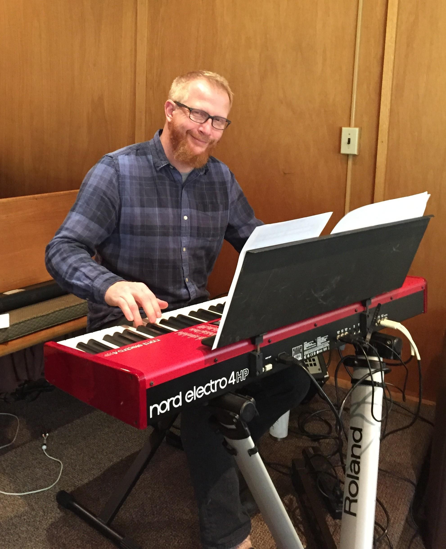 Jon Weller - Worship Music Leader