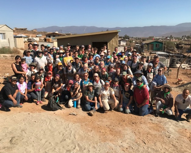 Mexico Mission Send Off Service