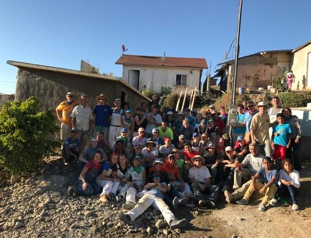 Mexico Mission Return Service