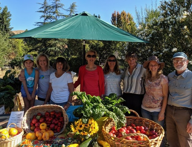 Support the Farm Stand, Saturday 9-11 a.m. @Butterfield and Green Valley
