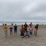 beach cleanup 2019